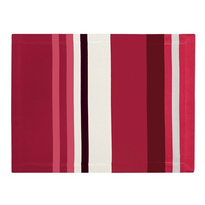 JEAN VIER Pampelune - Set de Table - rouge