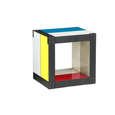 FABULEM Table d'appoint - multicolore
