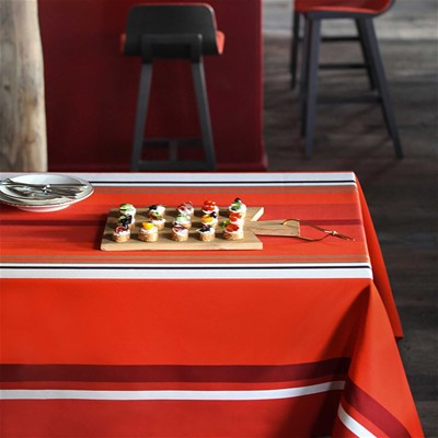 JEAN VIER ¨Pampelune - Set de Table - rouge