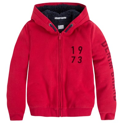 PEPE JEANS LONDON Sonny - Sweat à capuche - rouge