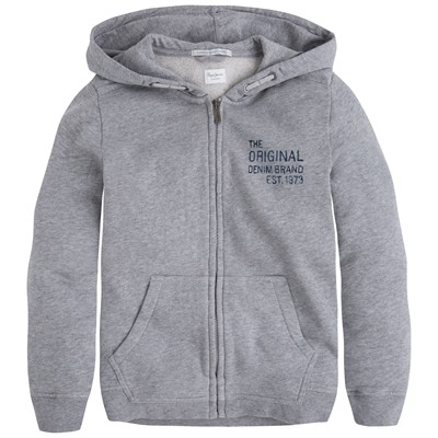 PEPE JEANS LONDON Stephan - Sweat à capuche - gris chine