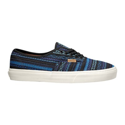VANS Authentic CA - Baskets - bleu