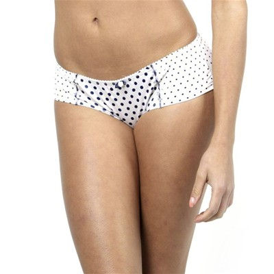 Les Provocatrices laurence - boxer - blanc