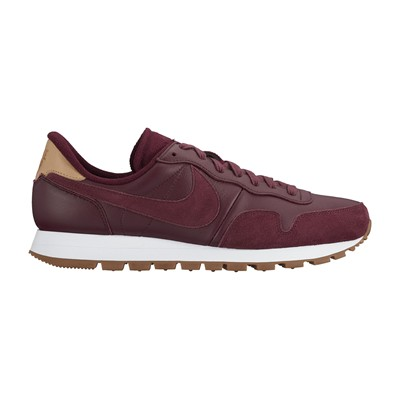 NIKE Air Pegasus 83 Premium - Baskets en cuir - rouge