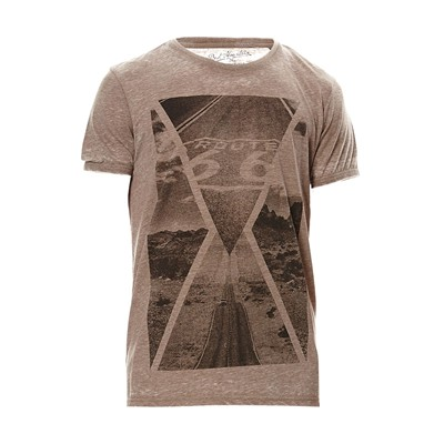 BEST MOUNTAIN T-shirt - kaki
