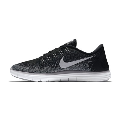 NIKE Free RN Distance - Baskets - gris
