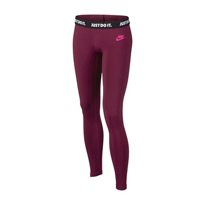 NIKE Legging - rouge