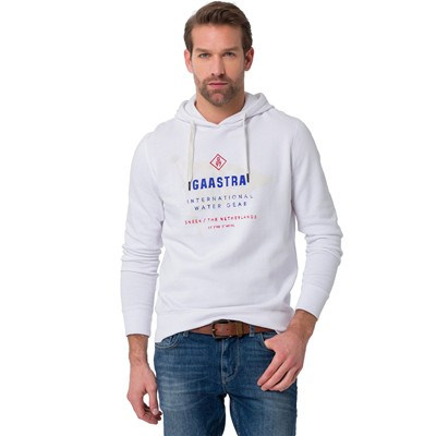 GAASTRA Rough Sea - Sweat à capuche - blanc