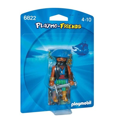 PLAYMOBIL Flibustier - multicolore