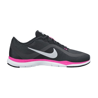 NIKE Flex Trainer 6 - Baskets - noir