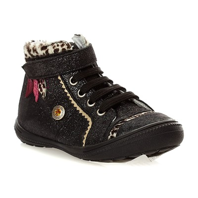 CATIMINI Abeille - Boots - denim noir
