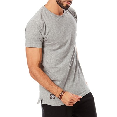 HOPE N LIFE Latingane - T-shirt manches courtes - gris