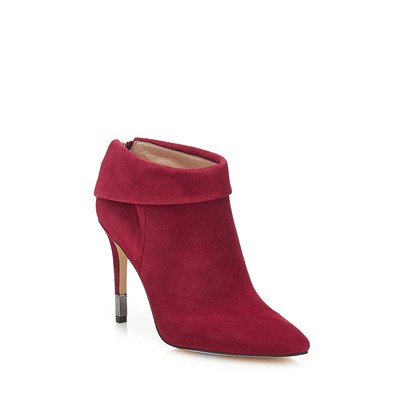 Vena - Bottines en cuir - rouge
