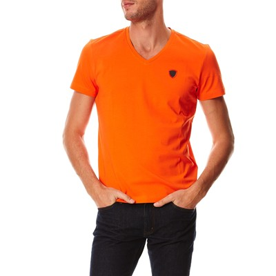 Wasabi - T-shirt - orange