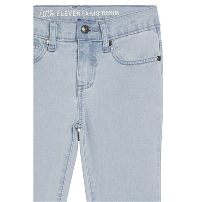 LITTLE ELEVENPARIS City - Jean slim - bleu clair