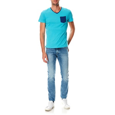PEPE JEANS LONDON Lyle - Jean droit - denim bleu