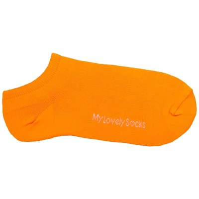 MY LOVELY SOCKS Mael - Chaussettes invisibles - orange
