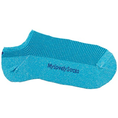 MY LOVELY SOCKS Sarah - Chaussettes invisibles - bleu ciel