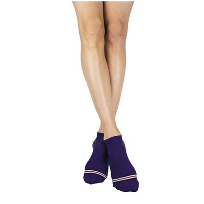 MY LOVELY SOCKS Malo - Chaussettes invisibles - violet