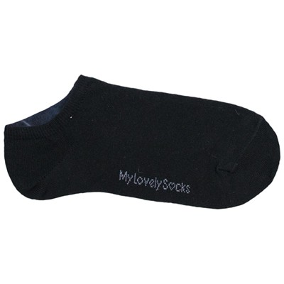 MY LOVELY SOCKS Luigi - Chaussettes invisibles - noir