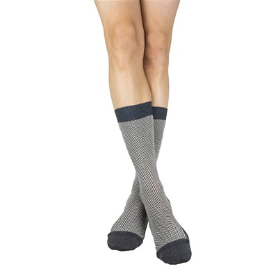 MY LOVELY SOCKS Albert - Mi-chaussettes - gris