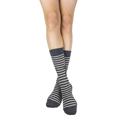 MY LOVELY SOCKS Clotaire - Mi-chaussettes - anthracite