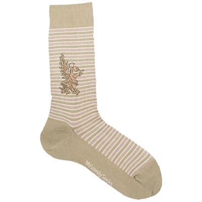 MY LOVELY SOCKS Clotaire - Mi-chaussettes - beige
