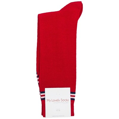 MY LOVELY SOCKS Harry - Mi-chaussettes - rouge