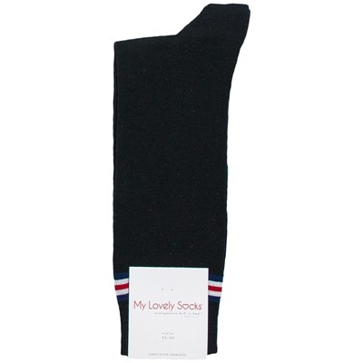 MY LOVELY SOCKS Harry - Mi-chaussettes - noir
