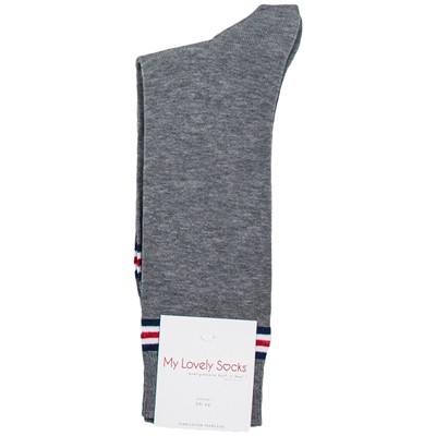 MY LOVELY SOCKS Harry - Mi-chaussettes - gris