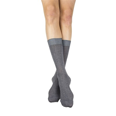MY LOVELY SOCKS Jules - Mi-chaussettes - gris