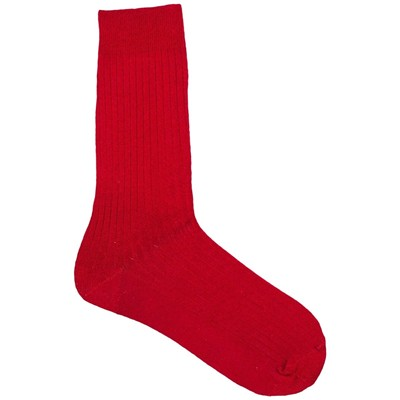 MY LOVELY SOCKS Jules - Mi-chaussettes - rouge
