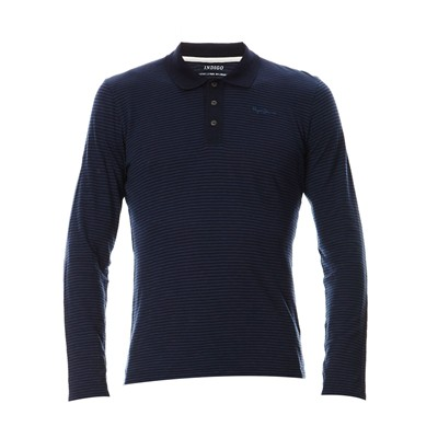 River - Polo - bleu marine