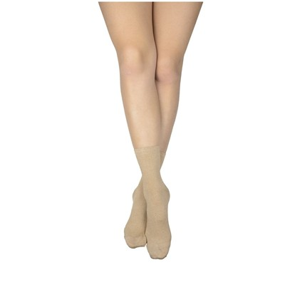 MY LOVELY SOCKS Perrine - Socquettes - beige