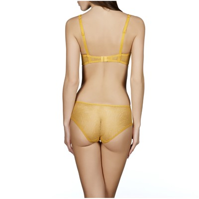 IMPLICITE Pulsion - Soutien-gorge push-up - jaune