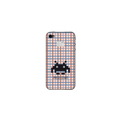 Loca Loca sticker pour iphone 5/5s - multicolore