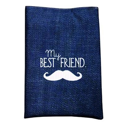 Loca Loca best friend - housse pour mini tablette - bleu marine