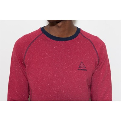 LES PARISIENS Fraternité - Sweat-shirt - rouge