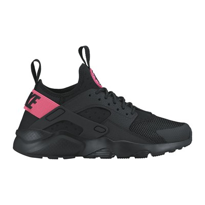 zapatillas Nike AIR HUARACHE RUN ULTRA GS Zapatos de marcha negro