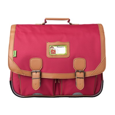 TANN'S Cartable - rose