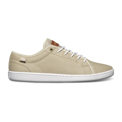 zapatillas Quiksilver Cove Canvas Zapatillas beige