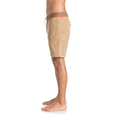 QUIKSILVER Short - marron