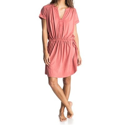 ROXY Lucky - Robe de plage - rose