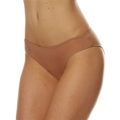 MAISON LEJABY Illusion - Slip - marron