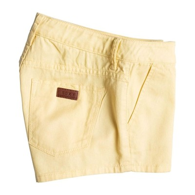 ROXY Mini short - jaune