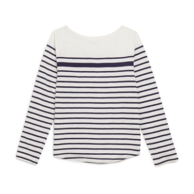 MONOPRIX KIDS Sweat-shirt - rayé