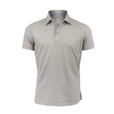 The sailor - Polo - gris chine
