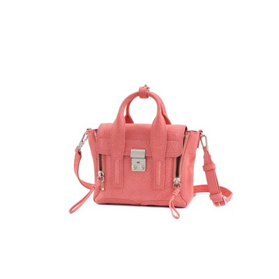 Phillip Lim - Sac en cuir - rose