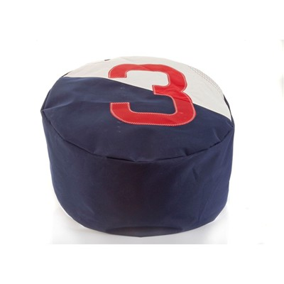 727 Sailbags duo - pouf - bleu marine
