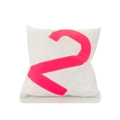 727 Sailbags coussin carré - rose
